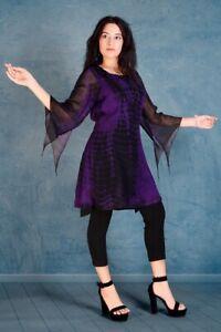 Jordash Blouse Purple L-XL