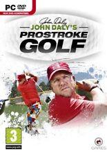 Juego PC John daly's Prostroke Golf Nuevo y Sellado
