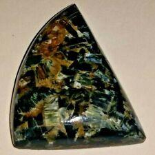 Big Flashy 18.9g Touchonite Freeform Cabochon NJ Pietersite Crystal Jewelry Gem