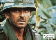 DEAR AMERICA: LETTERS HOME FROM VIETNAM 1988 VINTAGE LOBBY CARD #3