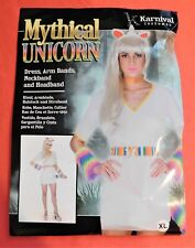 NEW Halloween Karnival Mythical Unicorn Costume Size XL *****FREE SHIPPING*****