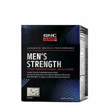 GNC AMP Mens Strength, 30 Packs