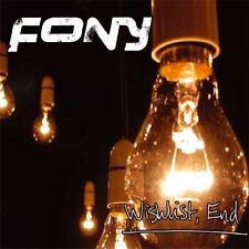 Fony(CD Single)Wishlist, End-COP038-New