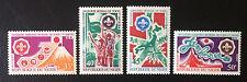Niger 1971** Pfadfinder / Scouts  Postfrisch   MNH