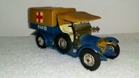 "A 1973 Matchbox Y-13. 1918 Crossley RAF Tender "" models of yesteryear """