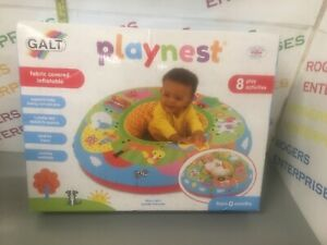 Glat, Playnet Fabric Covered Inflatable, Baby Playmat - NEW, Box Creased