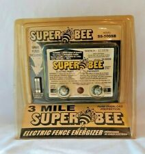 Super Bee Electric Fence Controllerenergizer 3 Mile Model Ss 500sb