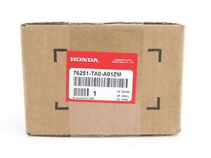 Genuine OEM Honda Acura 76251-TA0-A01ZM Driver Side Mirror Cover Skull Cap