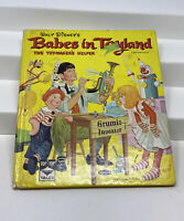 Walt Disney's BABES IN TOYLAND The Toymaker's Helper - Top Top Tales 1961