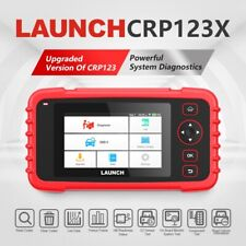 LAUNCH X431 CRP123X OBD2 Code Reader Automotive Diagnostic Tool ABS Airbag SRS