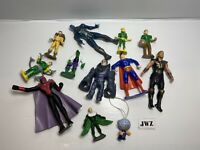 Action Figures Job lot DC Comics HASBRO Marvel - BUNDLE - 1