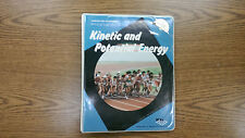 Rare Antique Prentice Hall Kinetic and Potential Energy Software for Apple II
