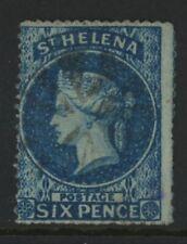 ST. HELENA, USED, #2, PERF 15, VEY NICE ITEM