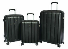 Polypropylene Unisex Adult Spinner (4) Wheels Suitcases