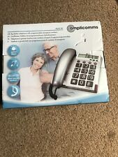 Amplicomms Big Tel 48 - Big Button Telephone