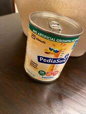 24 8oz. cans Vanilla Pediasure 1.5 cal