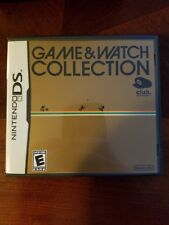 Game & Watch Collection (Nintendo DS, 2008)