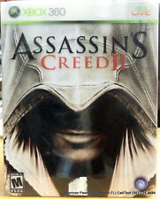 Microsoft XBox 360 - Assassin's Creed II: Master Assassin's Edition - Complete