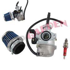 22mm PZ22 Carburateur et Filtre à air pour 110cc 125cc 140cc Dirt Bike ATV Quad