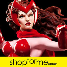SCARLET WITCH PREMIUM FORMAT FIGURE SIDESHOW