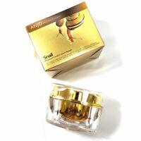 ANJO Premium Snail Cream Repair 50ml, Whitening & Anti Wrinkle, Korea Cosmetics