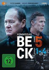 2 DVDs * KOMMISSAR BECK - Staffel 5 - Episoden 1 - 4  # NEU OVP &