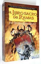 Dever-Grant LE LEGGENDE DI LUPO SOLITARIO VOL. 3 IL LIBRO SACRO DEI RAMAS 2005