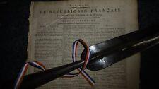 Révolution française Journal Le Républicain Français Clisson et Mortagne 1793