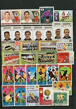 Kleine Sammlung Fußballmotive  o   ( 38011 )