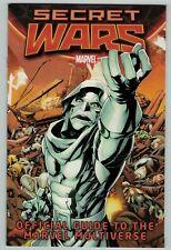 Secret Wars Official Guide to the Marvel MultiVerse one shot Marvel Comics 2015