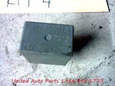 Suzuki Forenza Verona Chevy Aveo GM 96190187 4 pin Deco relay DC12V