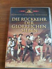 Dvd Die Rückkehr Der Glorreichen Sieben Dvd