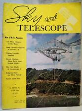 SKY AND TELESCOPE MAGAZINE JULY 1964 VINTAGE ASTRONOMY SCIENCE AMATEUR HOBBY