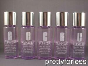 Lot 5 X Clinique Take Day-Off Makeup remover 8.5 oz 250 ml