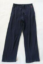 Polo Ralph Lauren Sleepwear Mens Navy Blue Themal PJ Pajama Pants Medium