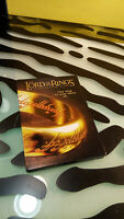 Lord Of The Rings The Motion Picture Trilogy SteelBook Good Shape DVD LOTR
