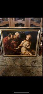Artist:Guido Reni (Italian, 1575–1642)Title: Susanna e I vecchioni