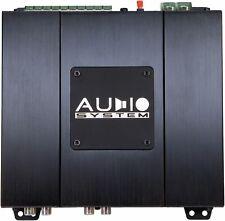 AUDIO SYSTEM X-80.4DSP 4-Kanal Verstärker 8-Kanal DSP digitaler Soundprozessor
