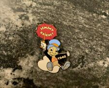 Jiminy Cricket Disney Pin from the Willabee & Ward Collection