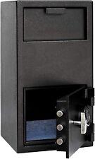 Templeton Large Depository Safe Electronic Keypad Combination w/Key Backup
