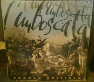 Franco Battiato - L'Imboscata LP RARA VERSIONE DEL 2018