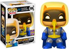 Funko Pop! Vynil Heroes DC Superheroes Interplanetary Batman SDCC 2017