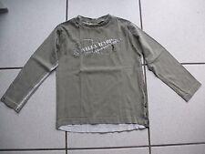 Langarmshirt, khaki, Villa Happ, Gr. 116