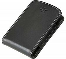 Genuine Leather Pocket Pouch HDW-24206-001 For BlackBerry Curve 8500 & Bold 9700