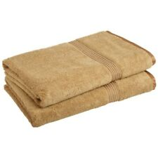 2-Piece Toast Superior 600 GSM Egyptian Cotton Bath Sheet Towel Set 1-Ply
