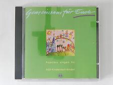 CD Gemeinsam für Euch Popstars singen für SOS Kinderdorf Kinder STS +