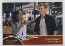 2016 Cryptozoic The Flash Season 1 #44 Some Friendly Competition Card 0e3