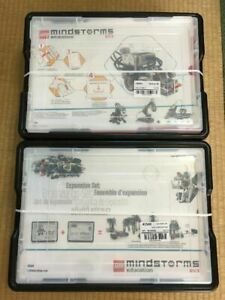 Mint Lego Ev3 45544 & 45560 Mindstorms