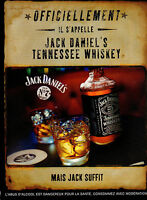 Publicité Advertising 2005  WHISKY JACK DANIEL'S TENNESSEE WHISKEY