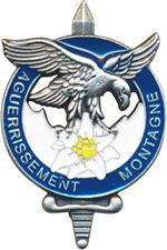 Centre National d'Aguerrissement en Montagne, brevet argent, A.B. GS 146 (10126)